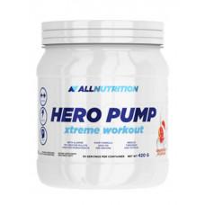 Предтренировочный комплекс Allnutrition Hero Pump Pre Workout 420 г апельсин