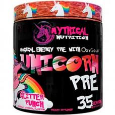 Предтренировочный комплекс Mythical Nutrition Unicorn Pre 350 г glitter punch