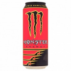 Энергетик Monster Energy Льюис Хэмилтон 500 мл, апельсин