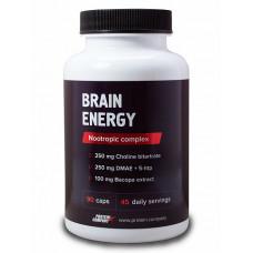 Ноотропный комплекс Protein.Company Brain Energy 90 капсул