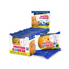 Печенье Bombbar Cookies 12 40 г, 12 шт., смородина/черника