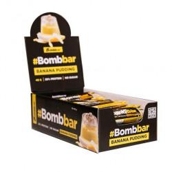 Батончик Bombbar Глазированный 30 40 г, 30 шт., банан