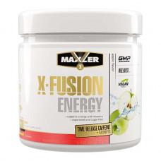 Maxler X-Fusion Energy Sugar Free, 330г - Яблоко