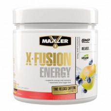 Maxler X-Fusion Energy Sugar Free, 330г - Голубика-груша
