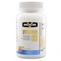 Maxler Vitamin D3 1200 IU, 360 таблеток