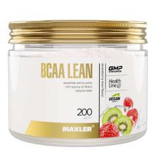 Maxler BCAA Lean Vegan + Fibers 200 г клубника-киви