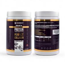 Напиток с коллагеном Rakamakafit Протеин 300 г, фиcташка