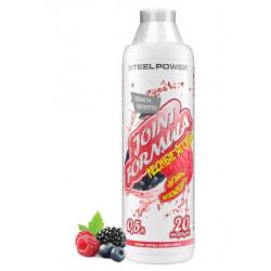 Глюкозамин хондроитин MSM коллаген STEEL POWER Joint Formula 500 ml - Лесные ягоды