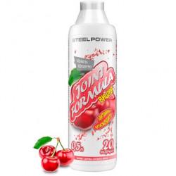 Глюкозамин хондроитин MSM коллаген STEEL POWER Joint Formula 500 ml - Вишня