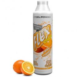Коллаген гидролизированный STEEL POWER Flex 500 мл - Апельсин