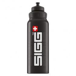 Бутылка Sigg WMB Gnature - 1 литр, черная