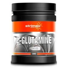 Strimex Отдельные аминокислоты Strimex L-Glutamine 300 гр.