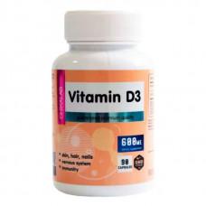 Витамин Д-3 Chikalab Vitamin D3 - 90 капсул