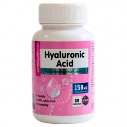 Гиалуроновая кислота Chikalab Hyaluronic Acid - 60 капсул
