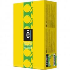 ёбатон Протеиновый батончик 50г Лимонник - коробка 20шт