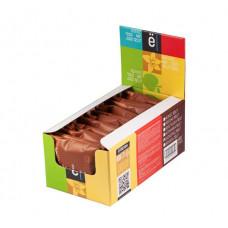 ёбатон Протеиновое печенье 40г Шоколад - коробка 12шт