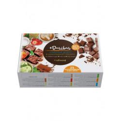 DariBar Протеиновый батончик 40г Клубничный десерт - коробка 25шт