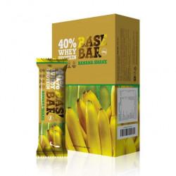 Батончики Base Bar протеиновые 60г Банан-карамель - коробка 20шт