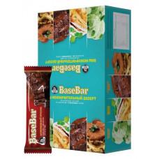 Батончики Base Bar протеиновые 60г Шоколадный брауни - коробка 20шт