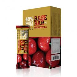 Батончики Base Bar протеиновые 60г Вишня-кола - коробка 20шт