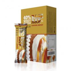 Батончики Base Bar протеиновые 60г Карамельный бисквит - коробка 20шт