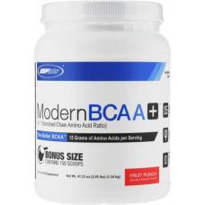 USPlabs Modern BCAA+ - 1340 грамм, фруктовый пунш