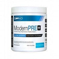 Предтреник USPlabs Modern PRE+ - 384 грамма, голубая малина