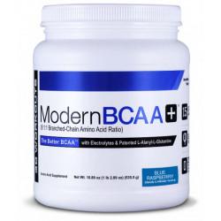 Modern Sports Nutrition Modern BCAA+ - 535 грамм, голубая малина