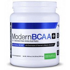 Modern Sports Nutrition Modern BCAA+ - 535 грамм, яблоко
