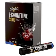 "Л-карнитин MAXLER L-Carnitine 3000 ""Вишня"" - 7 штук по 25 мл"