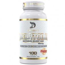 Мелатонин добавка для сна DRAGON PHARMA Melatonin 10 мг - 100 таблеток