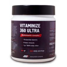 Мультивитамины Protein.Company Спорт Vitaminize-360 Ultra 180 г натуральный вкус