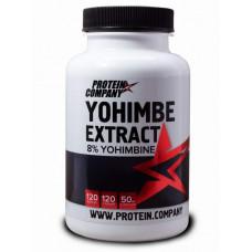 Экстакт йохимбе Protein.Company Yohimbe extract 120 капсул