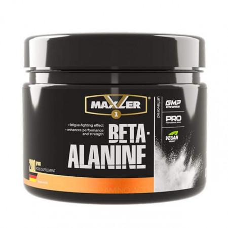 Бета-Аланин MAXLER Beta-Alanine 200 гр