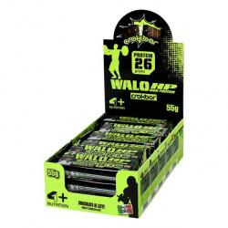 Протеиновые батончики WALO HP Вкус: Печень и Крем - упаковка 18 шт. по 55 грамм