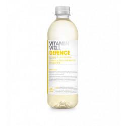 Напиток Vitamin Well Defence 500мл, вкус: Лимон, Бузина