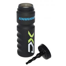 Бутылка для воды для хоккеистов Warrior Alpha Dx Bottle арт.DXDB075 750 мл темно-серая