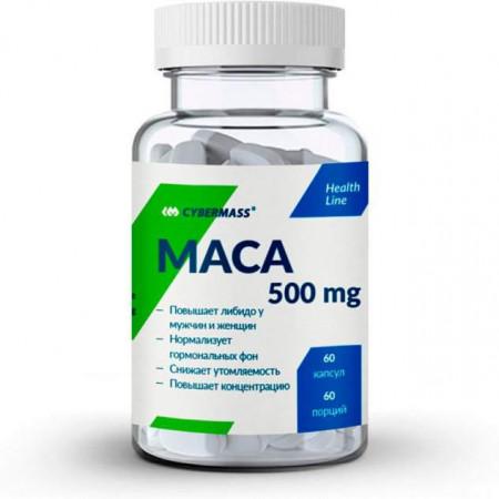 Бустер тестостерона CYBERMASS Maca - 60 капсул
