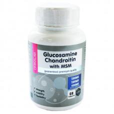 Глюкозамина Хондроитин МСМ, 60 таблеток CHIKALAB