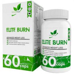 Жиросжигатель NATURALSUPP Elite Burn - 60 капсул