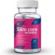 Жиросжигатель CYBERMASS Slim Core Women - 100 капсул